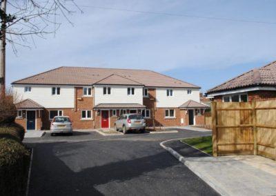development at Cleaveslands, Laddingford